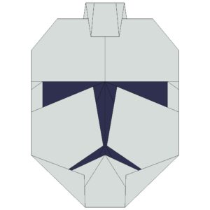 Star Wars - New Stormtrooper Wearable Helmet Paper Model In 1/1 ... | 300x300