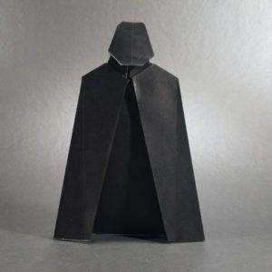 SuperFolder Jess's Origami Princess Leia instructions!   OrigamiYoda   300x300