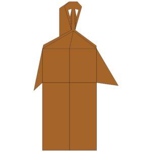 ORIGAMI JAWA | Origami Yoda | 300x300