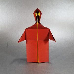 Superfolders TeamJawa's Origami Jawa, Origami Boba Fett, and ... | 298x300