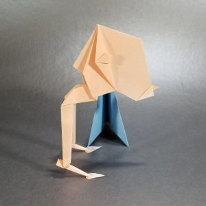 Superfolders TeamJawa's Origami Jawa, Origami Boba Fett, and ... | 300x300